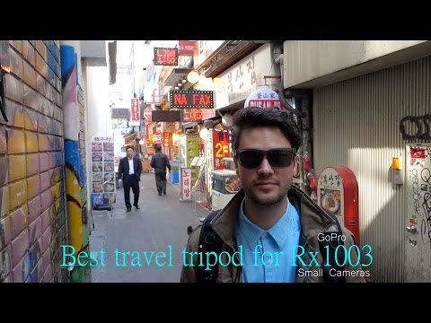 Best travel tripod for Rx100m3, GoPro, small cameras