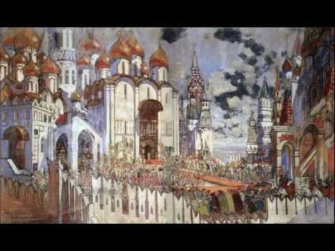 Modèste Moussorgsky - Борис Годунов / Boris Godounov, Prologue et Acte I, 1/4