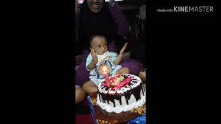Video ulang tahun dede bicam yang pertama
