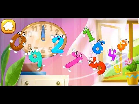 Учимся считать до 10. Учим цифры. Играем вместе. Игрушки и игры с детьми.
