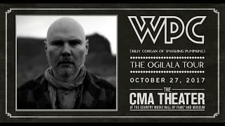 William Patrick Corgan - Half-Life Of An Autodidact - Live
