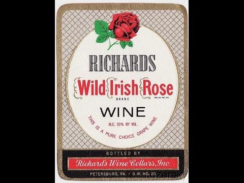 Richards Wild Irish Rose Red
