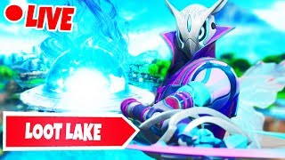 Drumgun LOOT LAKE EVENT GLITCH! Fortnite Live Nederlands (Loot Lake Event Live)