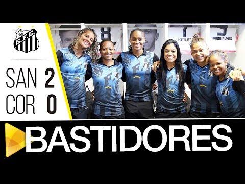 Sereias da Vila 2 x 0 Corinthians | BASTIDORES | Final do Brasileirão (14/07/17)