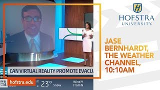 Jase Bernhardt, The Weather Channel, 10:10am