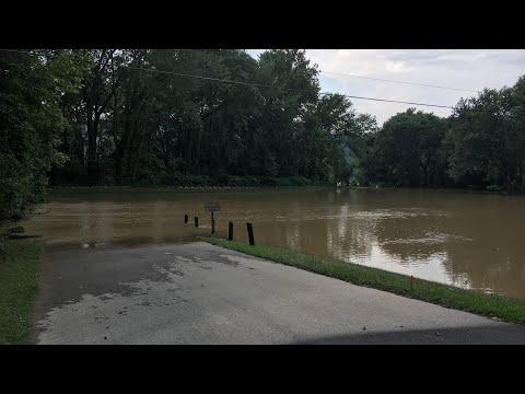 Susquehanna River Condition Report - 8/16/18