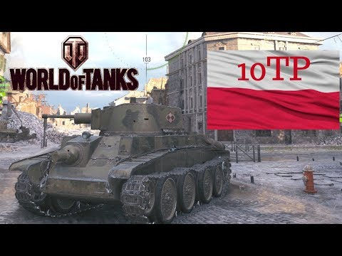10TP tank review World of Tanks