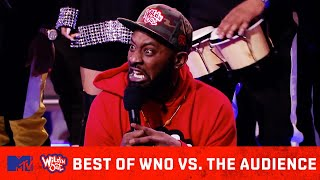Best of Wild 'N Out Cast vs. Audience 😂 Funniest Disses, Wildest Wig Snatches & More 🙌 Wild 'N Out