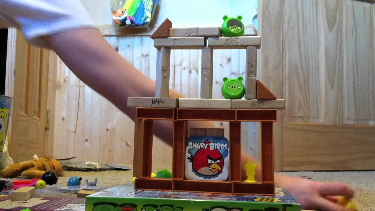 Angry Birds Knock On Wood 5