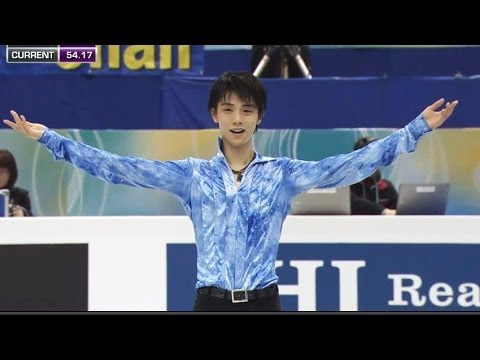 Hanyu leads Grand Prix Final with record - Universal Sports