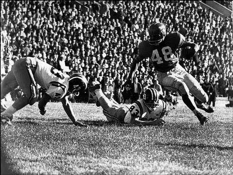 Classical Tailback - Gale Sayers Kansas Highlights