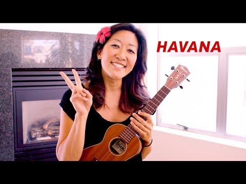 Havana // Cynthia Lin Ukulele Tutorial