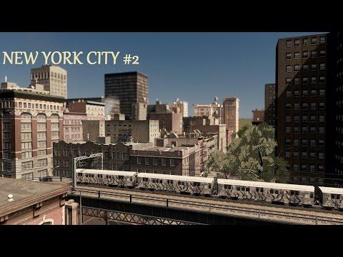 Cities Skylines : New York City - Spanish Harlem  (Ep.2)