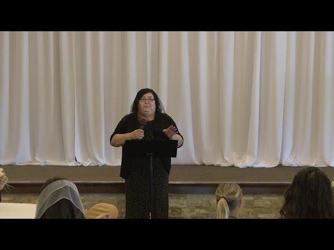 Любовь Шеифер -- Женское служение (Youth Conference 2016)