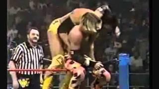 WWF Jeff Hardy vs Razor Ramon ( jeff hardy sein 1st match )