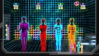 Just Dance 2015: Tetris ( 4 Players 5 Stars Trophy )
