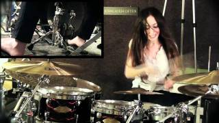 SEVENDUST - WAFFLE - DRUM COVER BY MEYTAL COHEN