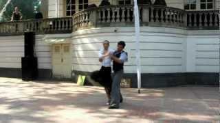 Valeria Vega & Horacio Rosso - 2° Festival de Tango de Casa del Lago