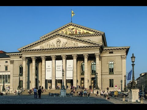 Places to see in ( Munich - Germany ) Bayerische Staatsoper