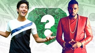 "WHO'S RICHER? - Ryan ""NigaHiga"" Higa or Jason Derulo? - Net Worth Revealed!"