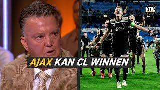"Louis van Gaal: ""AJAX kan de Champions League winnen"""