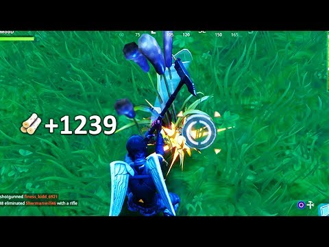 GO HERE FOR +1300 FREE WOOD in Fortnite: Battle Royale!