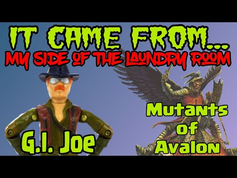 G.I. Joe & Mutants Of Avalon RPG (It Came From...#51)