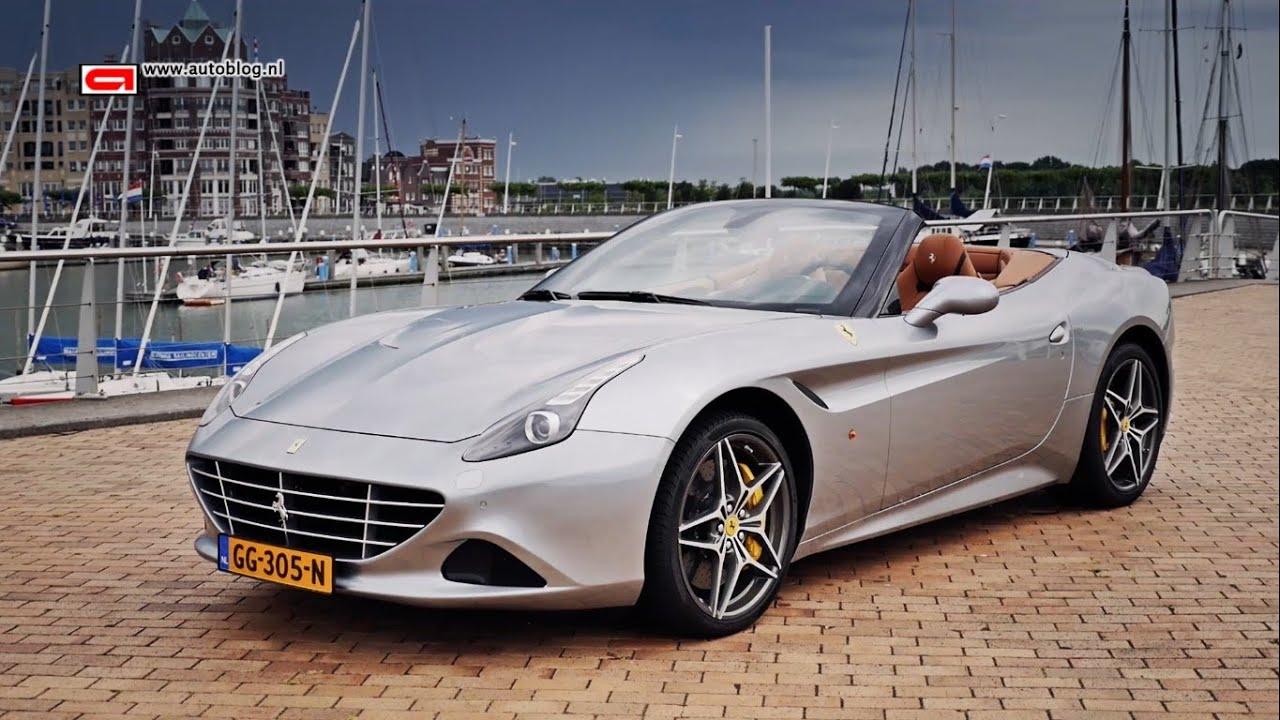 Ferrari California T review - YouTube