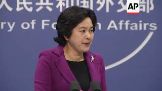 China: foreign ambassadors exceeded roles in letter on Muslim minorities