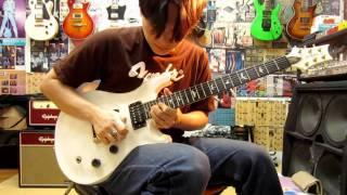 ปั่นกีตาร์ แจม อิมโพรไวส์ ในสเกลฮาร์โมนิคไมเนอร์ Shred Guitar - Harmonic Minor Style