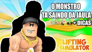 I AM COLLECTING 1 MILLION FOR EACH RAISED + TIPS!! 💪🏻 ROBLOX Lifting Simulator