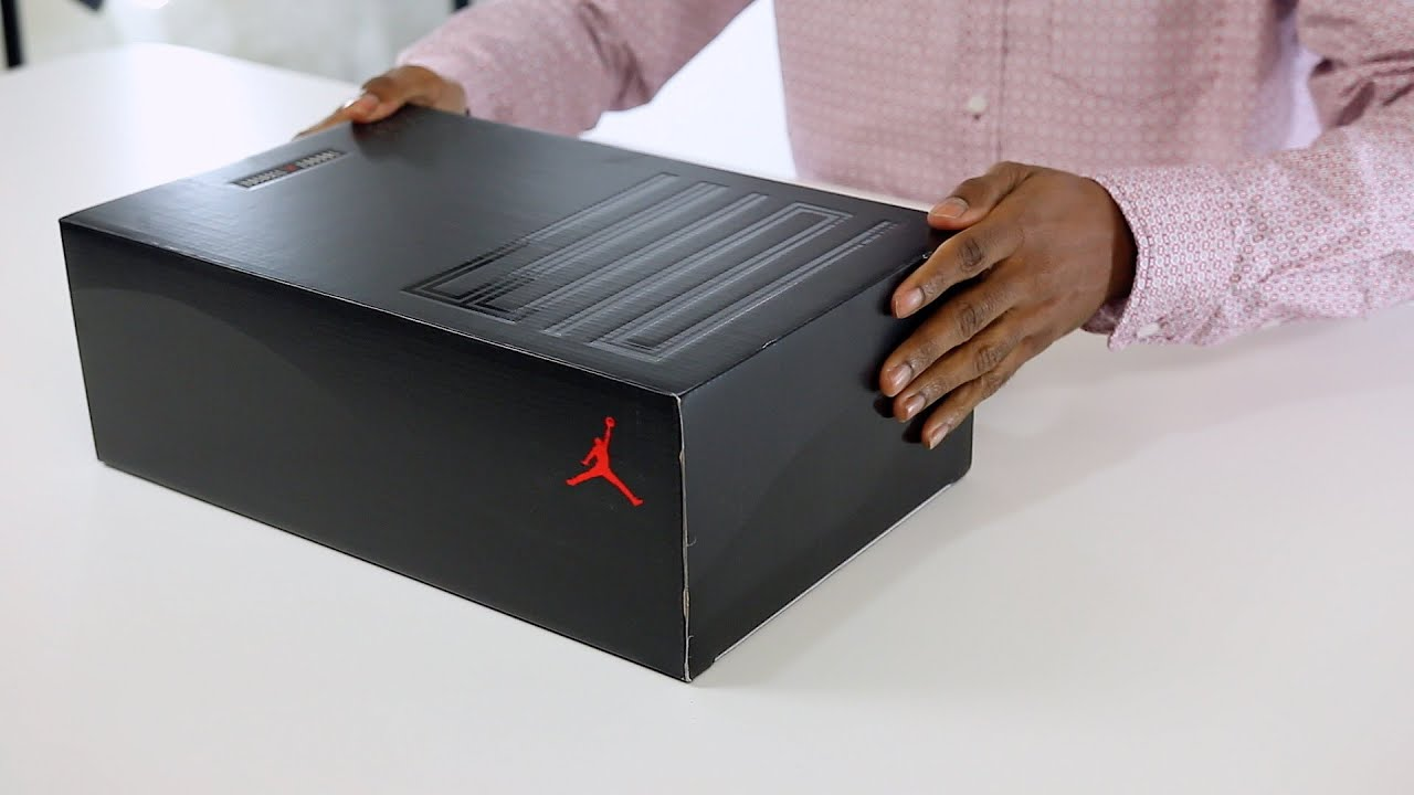 ee5e4661cd0358 UNBOXING  Michael Jordan s favorite RETRO Air JORDAN 11