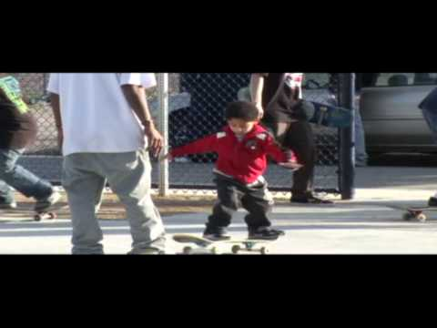 Long Beach New Ghetto Skate Park 2010