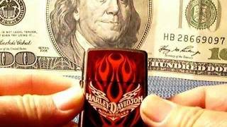 Another New Zippo