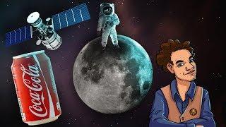 La science de Coca-Cola, satellites Space X & mission lunaire - L'AstroNews #31