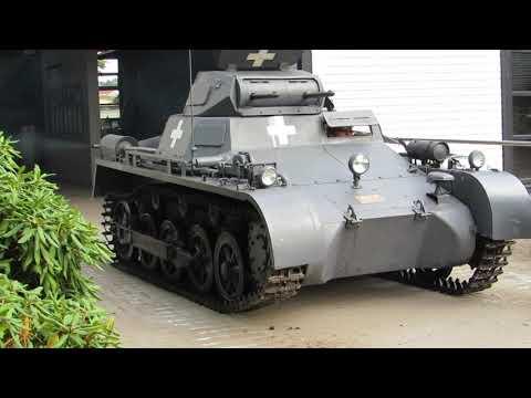 Panzerkampfwagen I Ausf. A (Sd.Kfz. 101)