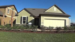 The Summerwood with a loft by Pulte Homes in Creekside at Twin Creeks St Augustine