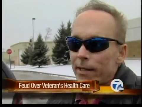 veteran's health care feud