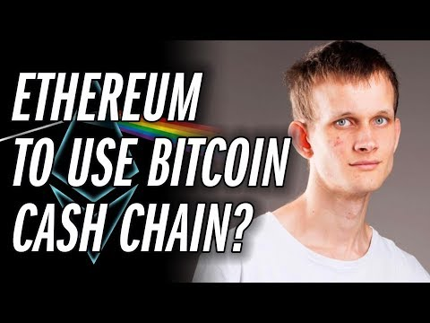 Whats Going On With Ethereum? Vitalik Wants To Use Bitcoin Cash?