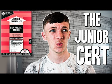 My Experience Doing The Junior Cert