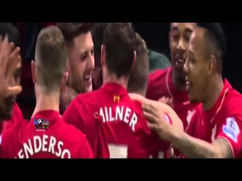 liverpool vs Arsenal - 3-3 All Goals and Highlights 14/1/2016 HD