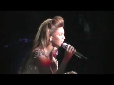(HD) Scared of Lonely - Beyonce I AM Sasha Fierce Tour @Seattle Key Arena 04.01.09 (Dolby Stereo)