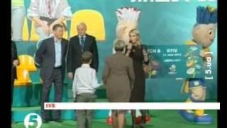 Перші квитки на Євро-2012 вручили у Києві та Варшаві(, 2011-03-01T18:01:20.000Z)