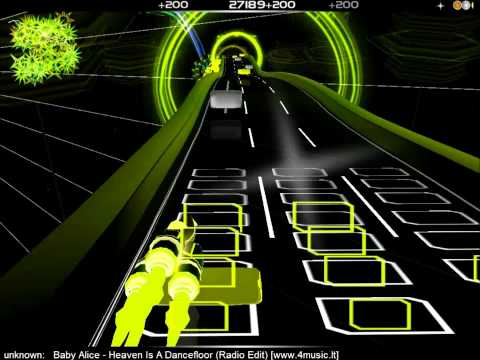 Baby Alice - Heaven Is A Dancefloor (Radio Edit) - AudioSurf