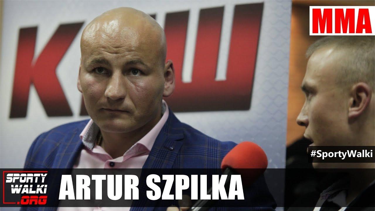 Dlaczego Artur Szpilka przechodzi z boksu do MMA?