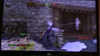 Uncharted 2 multijoueur sur le sanctuaire (HD)