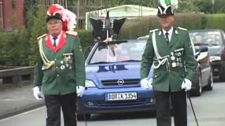 Schützenverein Oldenburg: Schützenfest 2004 Umzug Sonntag