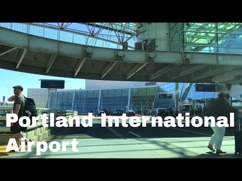 Portland International Airport PDX