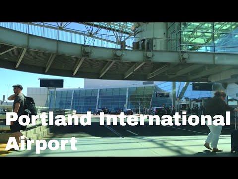 Portland International Airport PDX