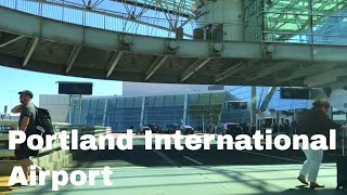 🔴 Portland International Airport PDX 🔴